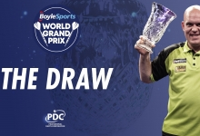 World Grand Prix draw