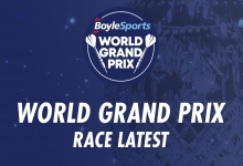 World Grand Prix race latest