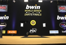 World Series of Darts Finals stage
