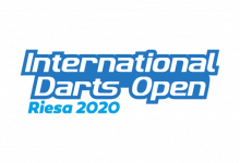 International Darts Open logo