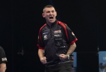 Nathan Aspinall - BoyleSports Grand Slam of Darts (Lawrence Lustig, PDC)