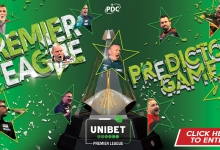 Unibet Premier League Predictor Game